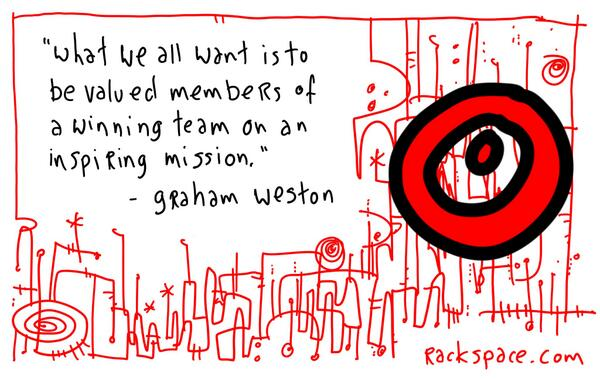 Rackspace Graham Weston Quote Valued Members